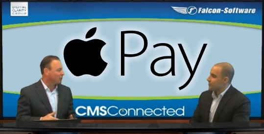 Apple Pay on CMS-Connected