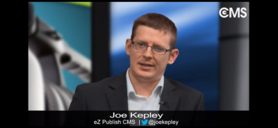 Joe Kepley Blend Interactive eZ Systems