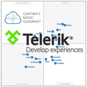 Telerik and Gartner