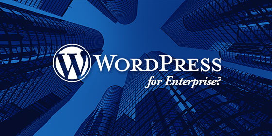 Is WordPress a Good Enterprise Level CMS Solution?