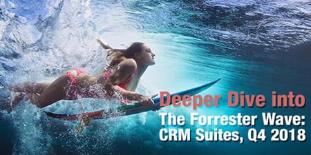 Forrester's Top Customer Relationship Management Suites