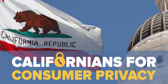 Californians for consumer privacy