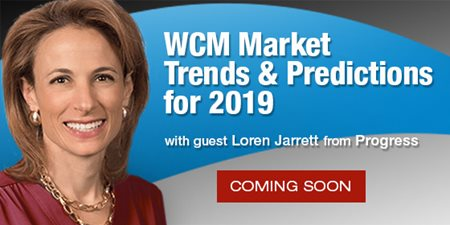 January Podcast Focuses on WCM Market Trends for 2019 | CMS Connected