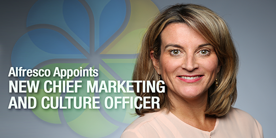 Alfresco's Jennifer Smith Discusses New Position as CMO