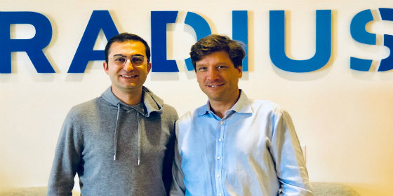 Rivals Join Forces: Radius and Leadspace