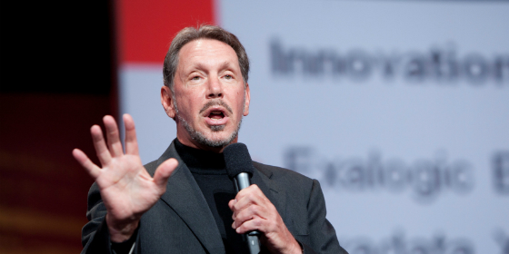 Oracle on Accenture Acquisition Rumor: