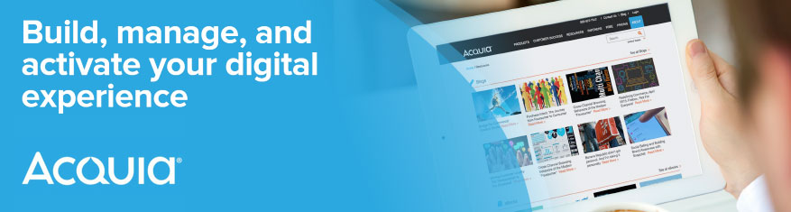 Acquia | CMS Connected