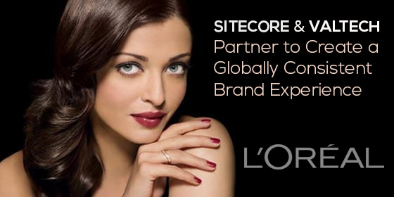 Loreal brand experience image