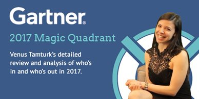 Gartner Magic Quadrant for WCM 2017 ... Who