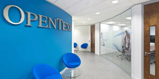 Opentext Extended Ecm For Salesforce Cms Connected