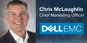 Interview with Christopher McLauglin of Dell EMC ECD
